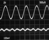 1kHz distortion